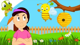 Baby Bumble bee Song | Nursery Rhymes for Kids