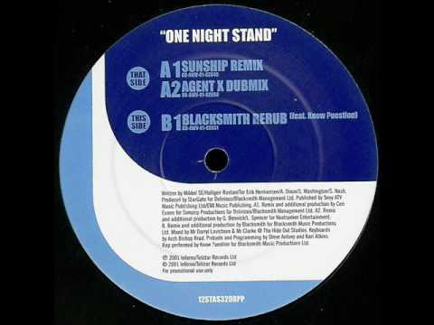 Mis-Teeq - One Night Stand (Sunship Remix)
