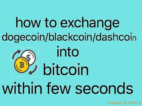 live exchange of dogecoin to bitcoin
