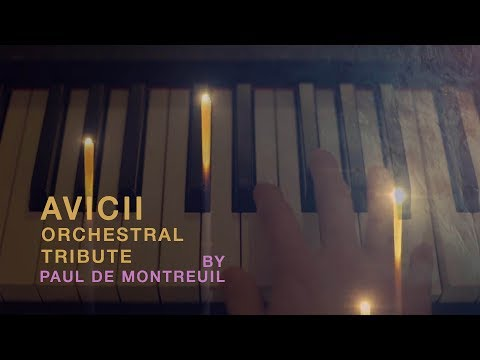 AVICII - WITHOUT YOU (ORCHESTRAL TRIBUTE)