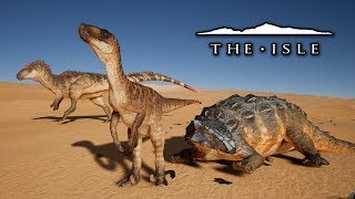 Dinosaurs in the Desert! - The Isle