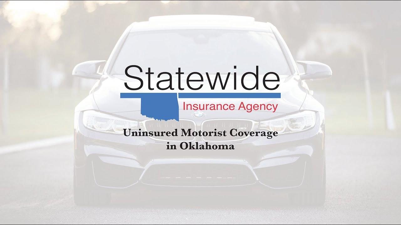 Uninsured Motorist Coverage in Oklahoma