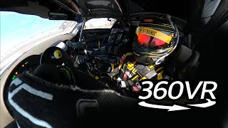 360° View l Car Racing, Testing the Limits! / VR 360