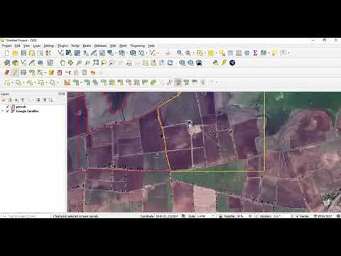 Advanced Digitizing using QGIS 3.8