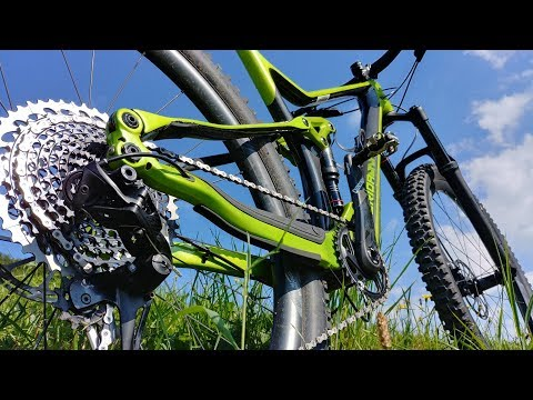 Just ONE Mountain Bike For Everything? New 2019 Merida One-Twenty Full Suspension Bike