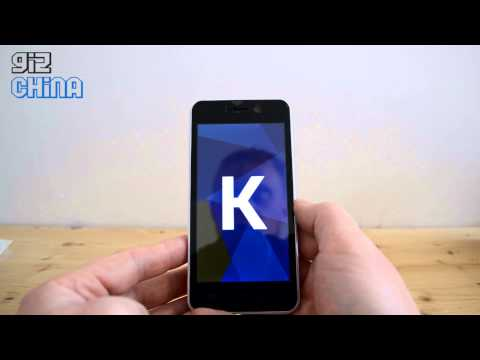 World's Cheapest Android 4 4 Kitkat Phone -  DOOGEE DG800 Valencia