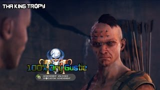 Mad Max | 100% Dry Gustie | Start of Something Good Trophy / Achievement Guide