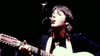 Paul McCartney  Bluebird  Live Seattle 197576