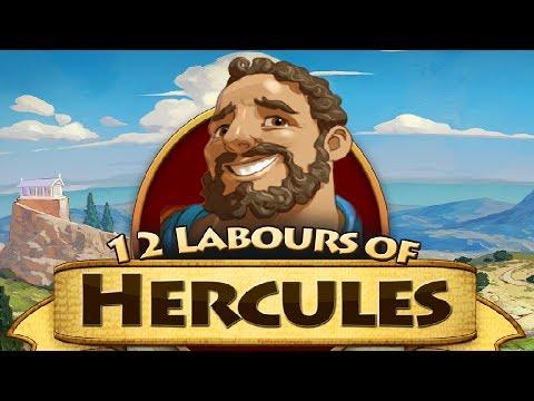 12 Labours of Hercules Steam Key GLOBAL - video trailer