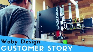 Customer Story: Ben Paik from Woby Design