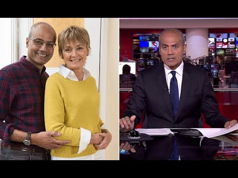 BBC presenter George Alagiah reveals less than 10 per cent chance of surviving the next five years