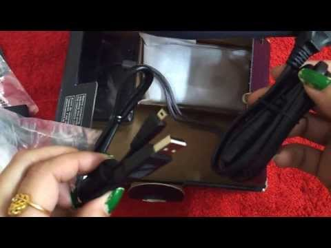 Unboxing Panasonic Lumix DMC-FH6
