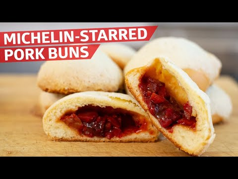 Cliff Attempts to Make the Michelin-Starred Pork Buns from Tim Ho Wan —You Can Do This!