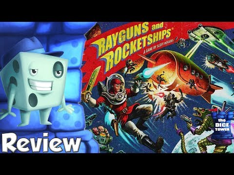 Rayguns and Rocketships Review - with Tom Vasel