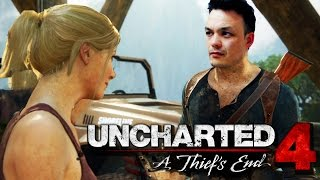 ELENA BENİ AFFEDECEK Mİ? // Uncharted 4 : A Thief