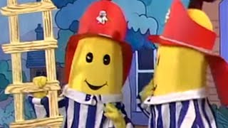 Fire Fire - Classic Episode - Bananas in Pyjamas Official