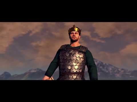 Видео № 1 из игры Total War Saga: Thrones of Britannia [PC]