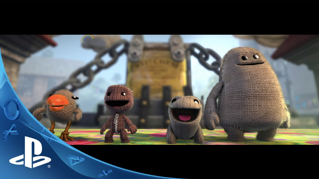 LittleBigPlanet 3: The Journey Home Chega Hoje