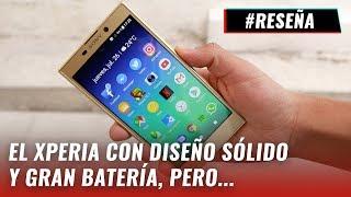 Sony Xperia L2: reseña en español
