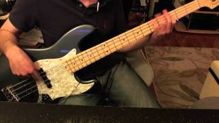 Don't Tread On Me (311) bass cover