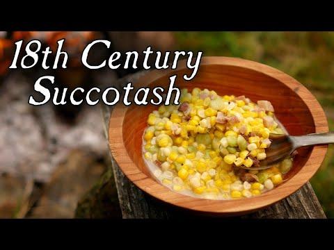 A Centuries-Old Succotash Recipe!