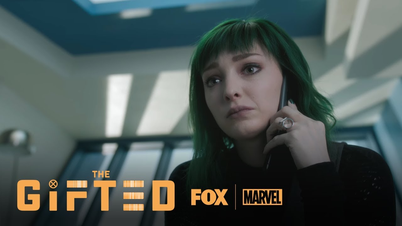 Lorna Wants To Learn More Before Rejoining The Underground   Season 2 Ep. 15   THE GIFTED