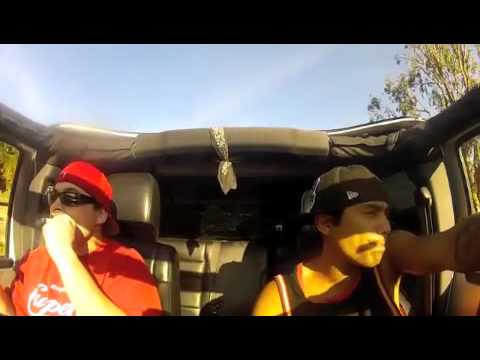 """Lifted Up"" Official Video - Rezin8'D Records 2012 - Tommy Gun N Squirm Dogg"