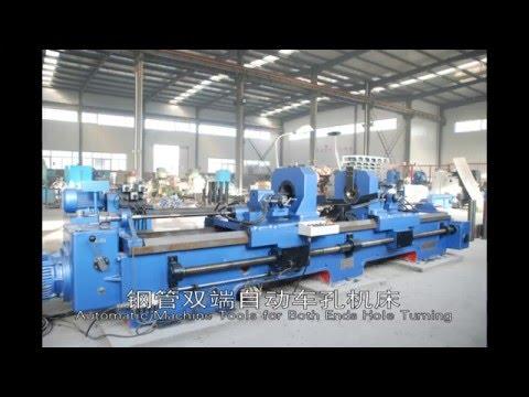 Conveyor Idler Boring Machine