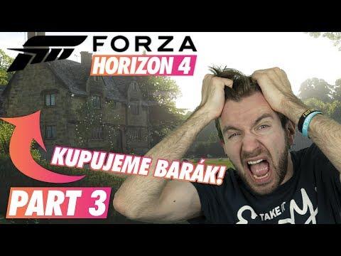 KUPUJEME BARÁK | Forza Horizon 4 #03
