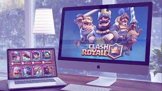 Как играть в Clash Royale на ПК?