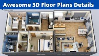 3d House Plan    3D House Plan Design    3D House Plans 3 Bedroom    House Plans 3D    3D Plans