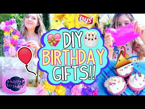 DIY Birthday Gifts for Your Best Friend!! | Easy, Cheap, and Last Minute!!