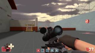 TF2: Sniper Commentary: Hello, my name is Radu [HD]