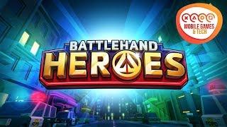 BattleHand Heroes [Android/IOS]