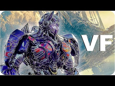 TRANSFORMERS THE LAST KNIGHT Bande Annonce VF (Nouvelle // 2017)