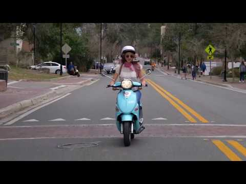 2021 Genuine Scooters Buddy 50 in Santa Maria, California - Video 1