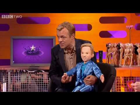 Robotic Graham - The Graham Norton Show - BBC Two