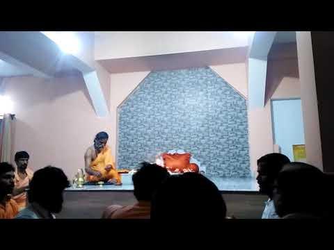 Janmasthami Aarti @Swami Debananda Ashram, Nibeditapally