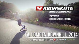 La Lomota Downhill 2014 | Muir Skate Longboard Shop