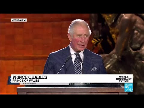 Remembering the Holocaust: Prince Charles speaks