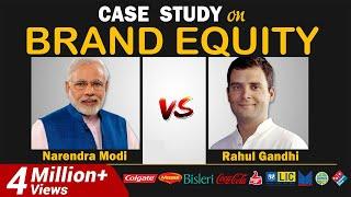 Brand Equity of Narendra Modi Vs Rahul Gandhi | Dr. Vivek Bindra