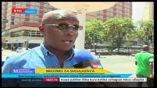 Afrika Mashariki: Historia ya migomo za siasa nchini Kenya