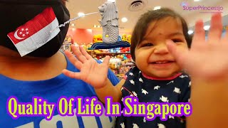 Quality Of Life In Singapore For Expats LIVING IN SINGAPORE  PRE BIRTHDAY VLOG SUPERPRINCESSJO