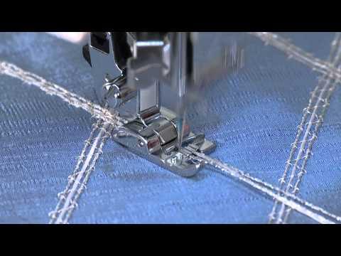 Cording Presser Foot