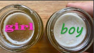 gender test at home ✔️ salt gender test ✔️ salt and urine gender prediction