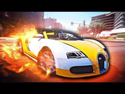 Top 5 Fastest Cars In Grand Theft Auto 5! (Fastest Cars IN GTA 5 Online 2016)