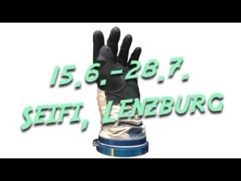 Ko(s)mische Trouvaillen, Lenzburg (Trailer zur Ausstellung)