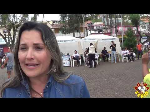Diretora de Saúde de São Lourenço da Serra Ângela fala sobre a 2ª Feira da Saúde de São Lourenço da Serra