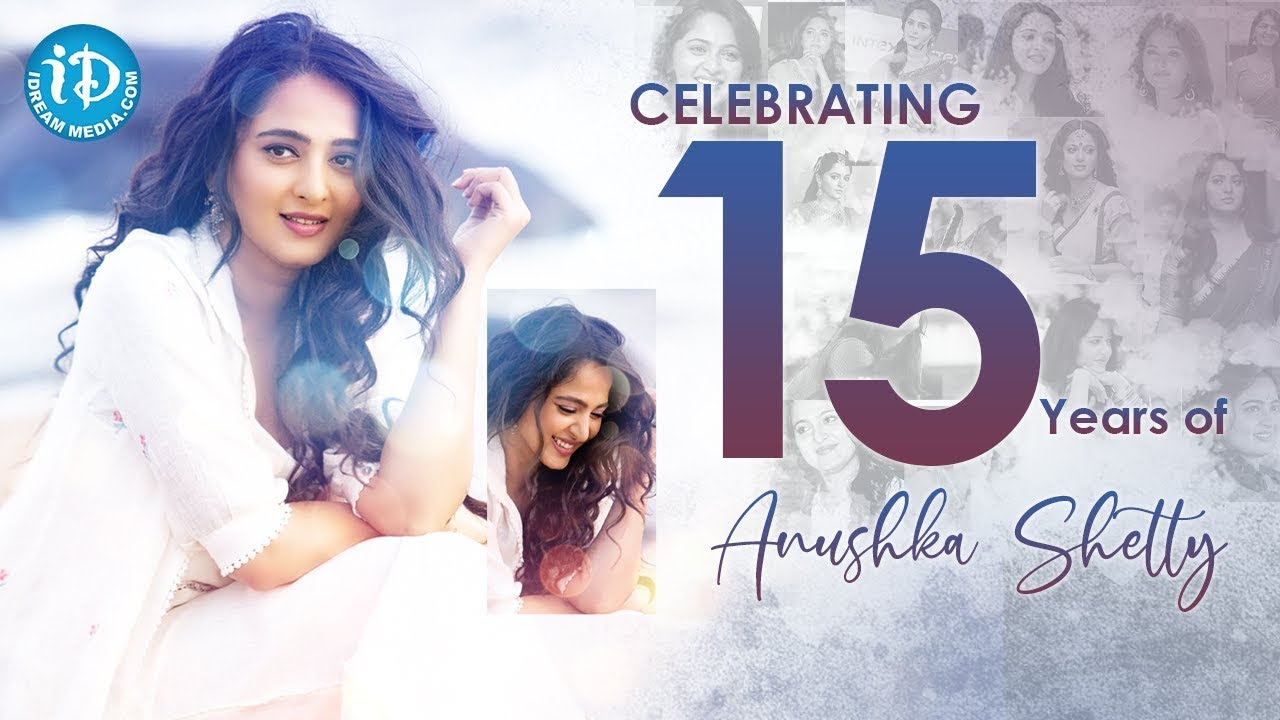 Celebrating 15 Years of Anushka Shetty | Full Event | Nishabdham