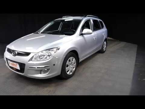 Hyundai I30 2.0 CRDi Style Wagon, Farmari, Manuaali, Diesel, MAY-306
